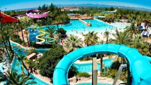 costa caribe, water parks near barcelona