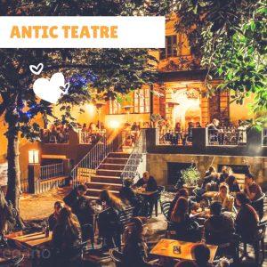 Antic Teatre – Cheap, Secret Bar In Barcelona