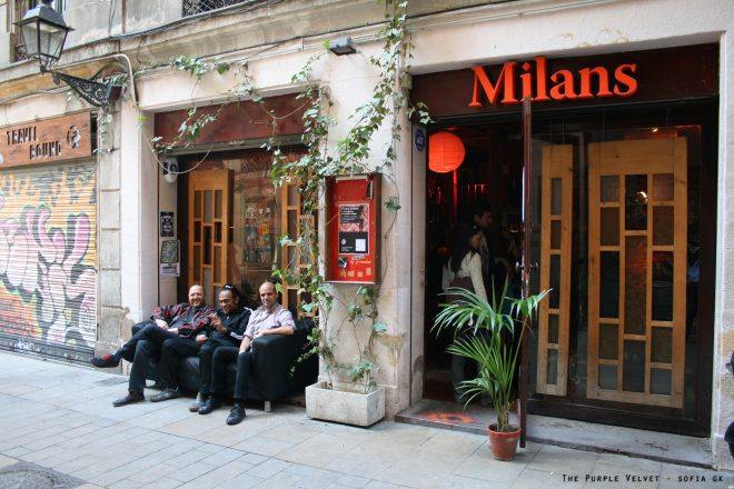 Tapas bar In Barcelona – All You Can Eat for 3 Euros! Image