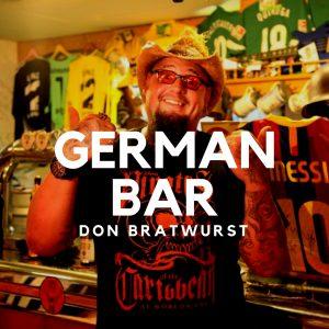 Don Bratwurst Barcelona – Germans in Barcelona