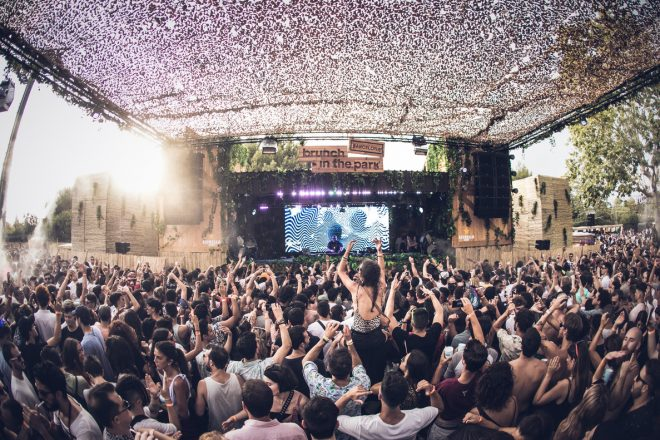 Piknic Electronik: Barcelona, Peace and Love Image
