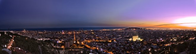 Barcelona Sights: The Bunker Image