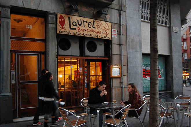 Top 5 Themed Bars In Barcelona Image