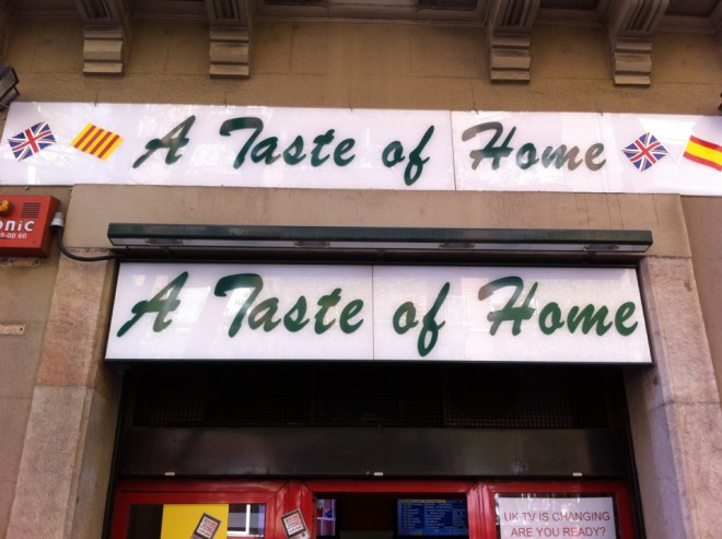 Barcelona International Grocery Stores – the taste of home! Image