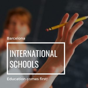 International Schools in Barcelona - education comes first!