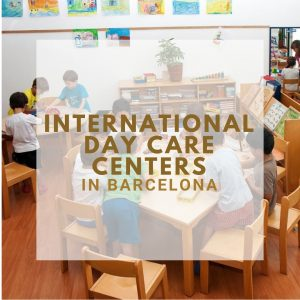 International Day Care Centers in Barcelona – for multilingual kids!