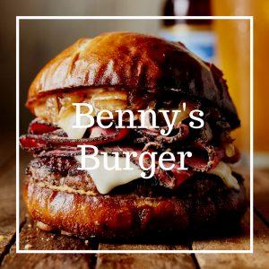 Benny's Burger: A hunt for the best burger in Barcelona!