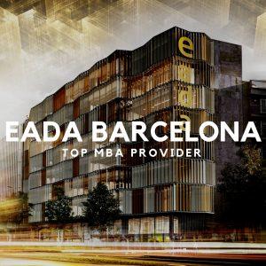 EADA Barcelona – a top MBA provider in Barcelona