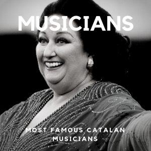 Most Famous Catalan Musicians - cantem en català!