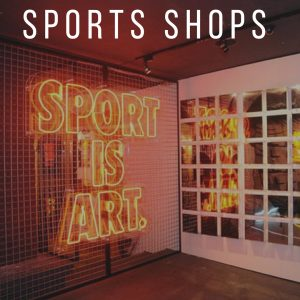 Sports Shops In Barcelona: For All Your Sporting Needs