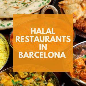 Halal Restaurants in Barcelona – Halal goodies and delis!