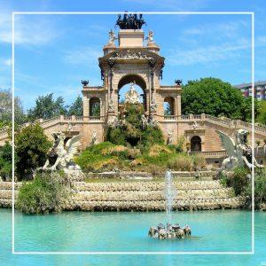 Ciutadella Park : No place can beat it!