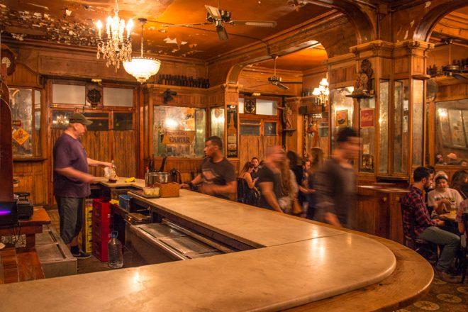 Barcelona Absinthe Bar – Marsella Bar Image