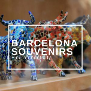 Barcelona Souvenirs: No More Mexican Sombreros!
