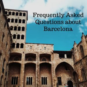 Frequently Asked Questions about Barcelona – absolutely everything you need to know!