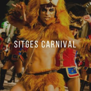 Sitges Carnival – Carnival Day!
