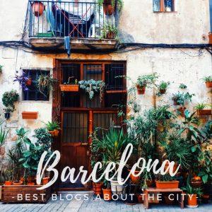 Best Blogs About Barcelona