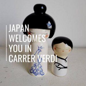 Japonisme: Japan Welcomes You in Carrer Verdi