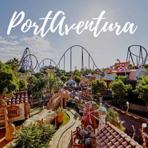 PortAventura Barcelona: A Great Amusement Park