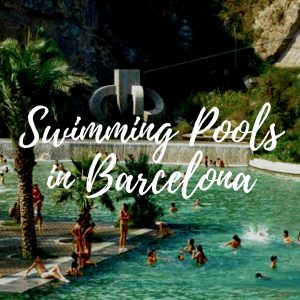 Swimming Pools in Barcelona – men overboard!