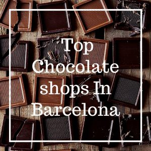 Chocolate Barcelona: Top Chocolate shops In Barcelona