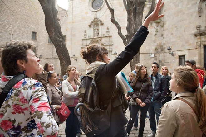 The Best Free Walking Tours in Barcelona Image