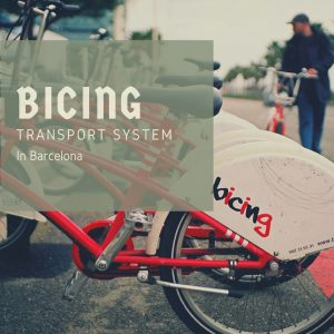 Cycling in Barcelona – intro to Bicing BCN transport system!