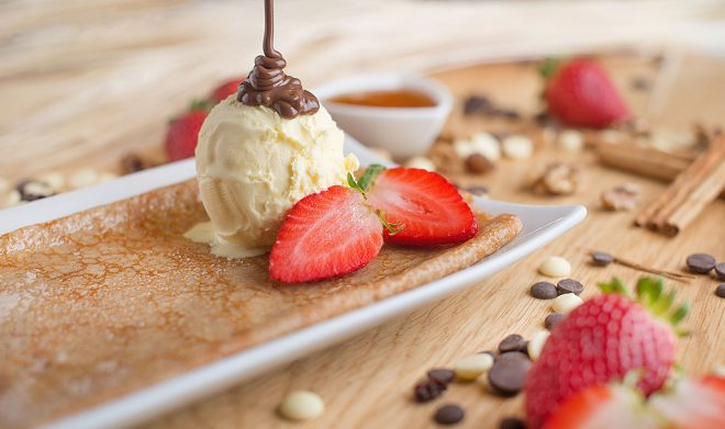 Crepes in Barcelona: Sweet and Salty and Delicious! Image