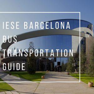 IESE Barcelona : Bus Transportation Guide