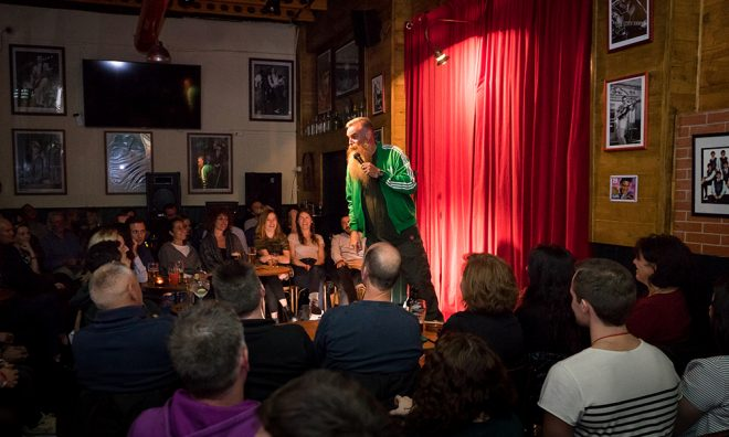 Stand-up Comedy Barcelona: The Funny Side of the city! Image