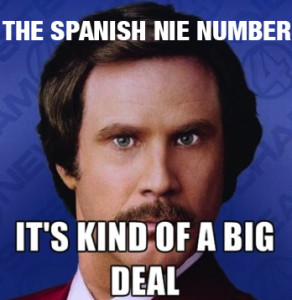 How to get a Spanish NIE Number: Complete Guide 2018