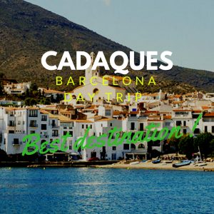 Day Trip From Barcelona: Destination Cadaques
