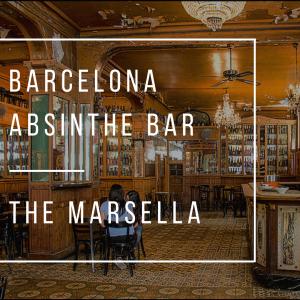 Barcelona Absinthe Bar - Marsella Bar