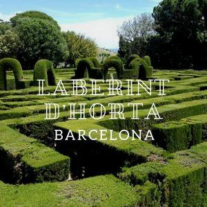 Parc del Laberint d'Horta – El Laberinto Barcelona