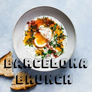 Barcelona Brunch: A View You Cannot Resist!