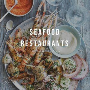 Barcelona Seafood Restaurant: La Paradeta