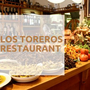 Los Toreros Restaurant Barcelona Spain – Tapas from Grandma's kitchen