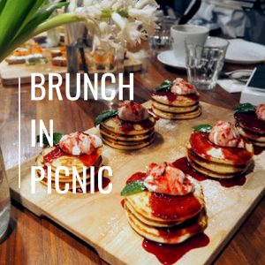 Brunch in Barcelona: A Story about Picnic!