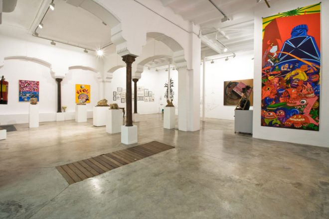 Modern Art In Barcelona: Discover Unknown Artists Image