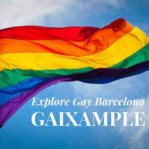 Explore Gay Barcelona: Gaixample
