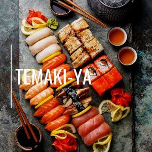 Japanese Restaurant in Barcelona: TEMAKI-YA