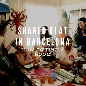 How to find a room in a shared flat in Barcelona ?