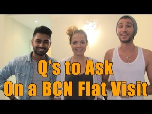 Top 6 Questions to Ask Real Estate Agents Before Renting Your Flat in BCN