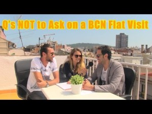 Top 7 Questions NOT to ask Real Estate Agents in Barcelona