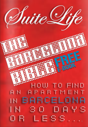 How to find an apartment in Barcelona in 30 days or less!