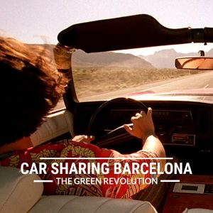 Car Sharing Barcelona : The Green Revolution