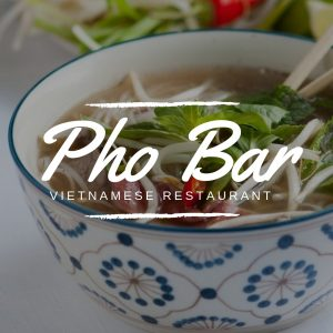 Vietnamese Restaurant in Barcelona: Pho Bar