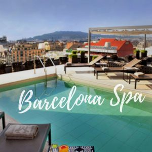 Barcelona Spa: Three of the Coolest Places to Relax