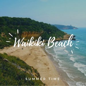 Beaches Near Barcelona: The Lost World of Waikiki Beach!