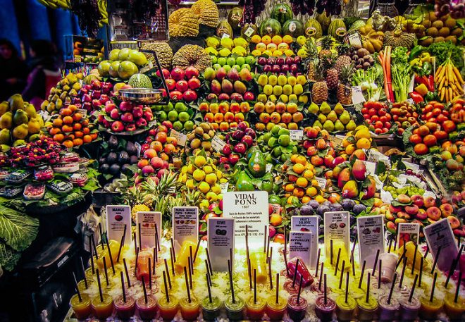 La Boqueria Market: Shop Like a Chef in Barcelona Image